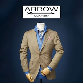 Up to Rs.1250 cashback on Arrow vouchers