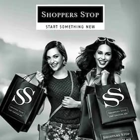 Up to Rs.4000 cashback on Shoppers Stop vouchers