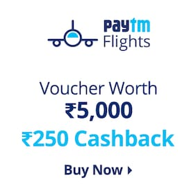 Paytm Flight Voucher