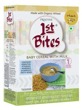1st Bites Wheat - Stage-1  6-24 Months 300 gm