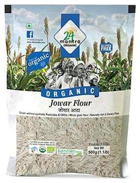 24 Mantra Organic Flour - Jowar 500 g