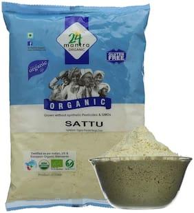 24 Mantra Organic Atta Sattu 500 g