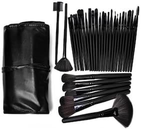 32PCS Professional Cosmetic Makeup Brush Set Soft Eyebrow Shadow Kit brush