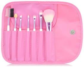 7pcs Pro Cosmetic Foundation Powder Makeup Brushes Set tool