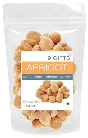 9 GIFTS Apricot Khubani with seed 900 GM