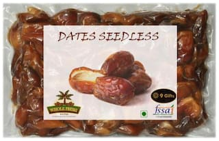 9 GIFTS seedless dates 400 g