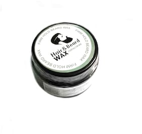 A 1 TOP Beard Wax And Nourishing Styling Hair With Marine Sea Minerals-100g