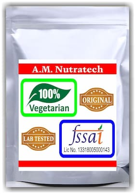 A M Nutratech Bulk Whey Protein 2Lbs Chocolate flavour 908 g
