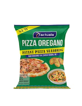 Aactuala Pizza Oregano - 10g( Pack Of 24)