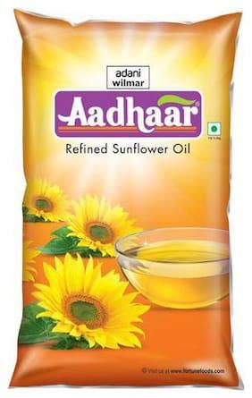Aadhaar Refined - Sunflower Oil 1 L