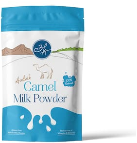Aadvik Camel Milk Powder | 500g | 100% Pure & Natural and Freeze Dried