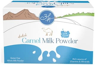 Aadvik Camel Milk Powder | 200g | 100% Pure & Natural and Freeze Dried | Pack of 10x20g Sachets
