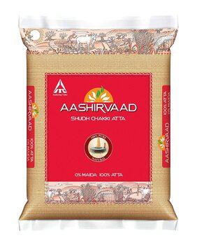 Aashirvaad Atta - Shudh  Chakki 5 kg