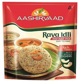 Aashirvaad Instant Mix - Rava Idli 500 g