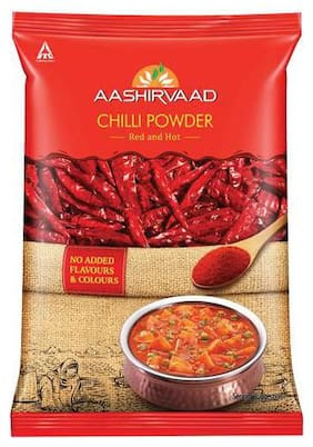 Aashirvaad Powder - Chilli 200 g