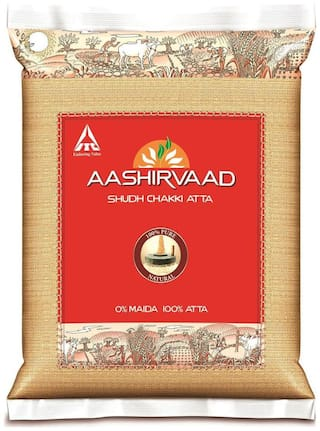 Aashirvaad Shudh Chakki Whole Wheat Atta 10 kg