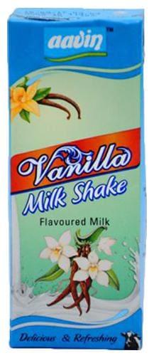 Aavin  Milk Drink - Vanilla Flavoured 200 ml