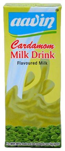 Aavin  Milk Drink - Cardamom Flavoured 200 ml
