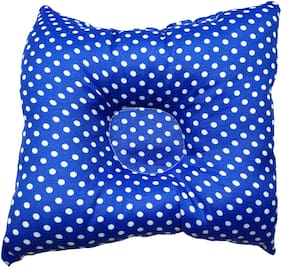 Aayat Kids Comfort Relax Baby Head Shaping Pillow (Navy Blue) Pack of 1 Model NB18