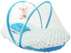 Aayat Kids Skin Friendly Luxury 0 to 3 months Baby mosquito Net Bed Model S87