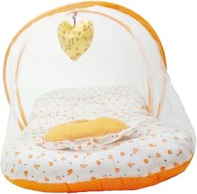 Aayat Kids  Skin Friendly Luxury 0 to 3 months Baby mosquito Net Bed Model S101