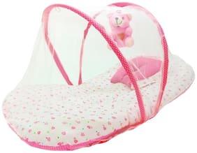 Aayat Kids Skin Friendly Luxury 0 to 3 months Baby mosquito Net Bed Model S130