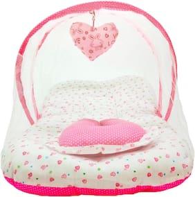 Aayat Kids  Skin Friendly Luxury 0 to 3 months Baby mosquito Net Bed Model S122