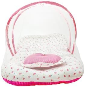 Aayat Kids Skin Friendly Luxury 0 to 3 months Baby mosquito Net Bed Model S114