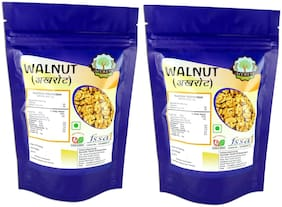 Accrete Wal Nut (Akhrot)- 400gm(pack of 2)