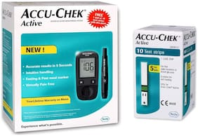 Accu-Chek Active Blood Glucometer