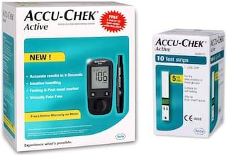 Accu-Chek Active Blood Glucometer