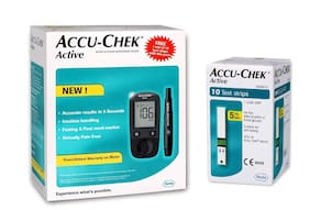 Accu-Chek Active Blood Glucose Monitoring System
