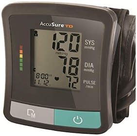 AccuSure Automatic BP Monitor TD-1209 (Pack of 1)