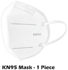 Ace N King Anti-Pollution Activate Reusable Mask KN95 Mask Reusable(Pack of 1)
