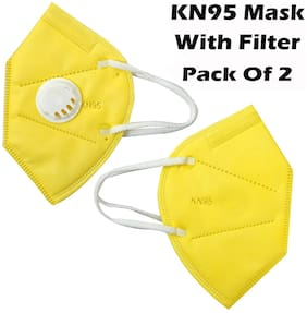 Ace N King Face Mask For Dust Control Pack Of 2