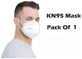 Ace N King  5 Layers N95 Anti-Pollution Anti-Dust Face Mask - Pack Of 1