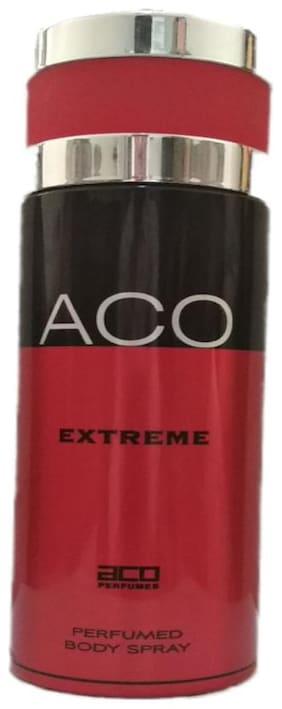 ACO PERFUMES EXTREME Perfumed Body Spray 200ml (Pack of 1)