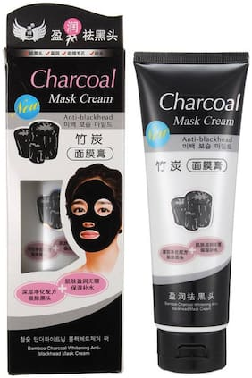 Activated Charcoal Purifying Peel off Mask 130g