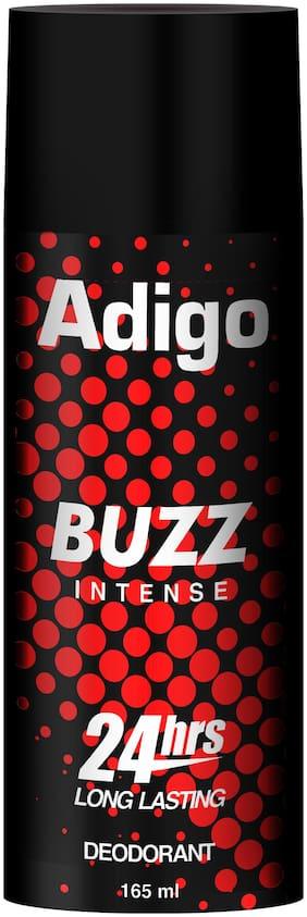Adigo Buzz Deodorant - Intense 165ml