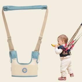 Adjustable Safety Baby Walking Learning Assistant Harness Toddler Walking Helper