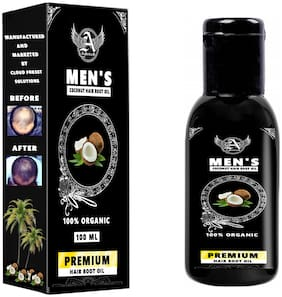 Admetus Mens Hair Oil And Hair Growth Oil 100 ml Adm005 Pack Of 1