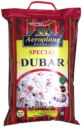 Aeroplane Special Dubar Rice 5Kg Pack Of 2
