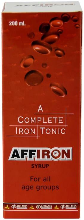 Afflatus Affiron Ayurvedic Iron Tonic 200ml