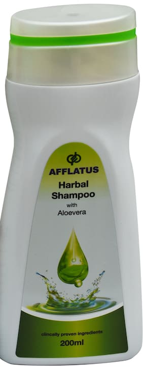Afflatus Herbal Shampoo 200ml to Strength of Hair Roots