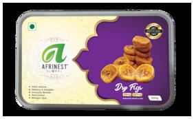Afrinest Dry Figs 500g-Turkish Sun Dried Figs