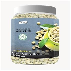 Agri Club Green Coffee Beans 500g