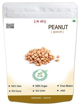 Agri Club Peanut/Moongfali/Groundnut (1Kg)
