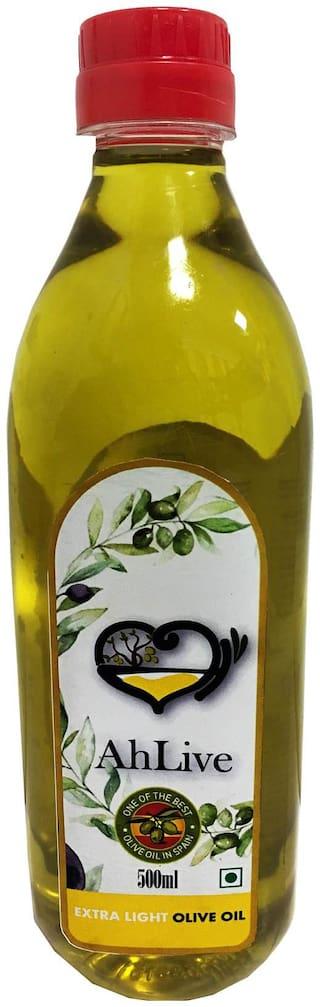 AHLIVE Extra Light Olive Oil 500 ml