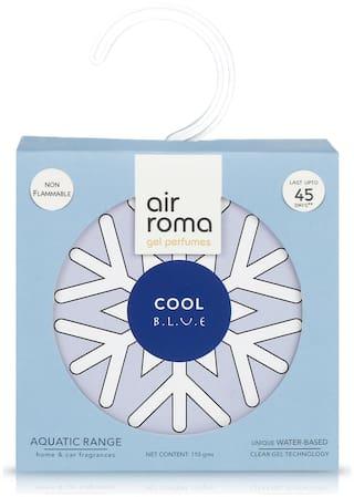 AIR-ROMA Aqua Cool Blue Gel Air Car Freshener 110 g