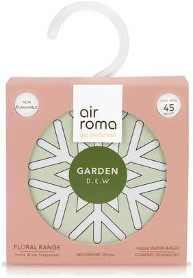 AIR-ROMA Floral Garden Dew Gel Air Freshener 110 g